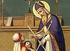 Święty Błażej, biskup i męczennik