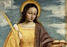 Święta Agata, dziewica i męczennica