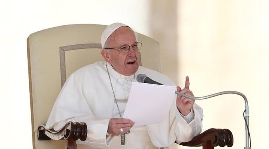 Papież Franciszek do polskich księży (Vatican Service News - 01 lipca 2017)