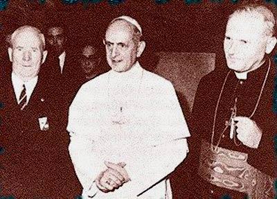Zapowiedź kanonizacji błogosławionego Pawła VI(Vatican Service News - 09.08.2017)