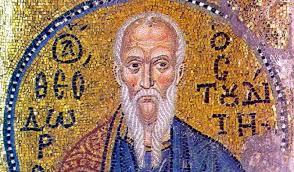 Święty Teodor Studyta, opat (12.11.2017)