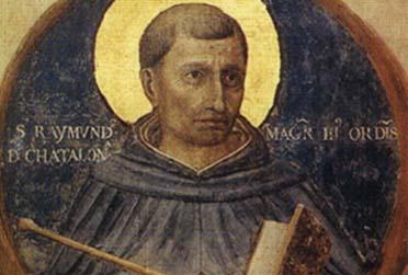 Święty Rajmund z Peñafort, prezbiter  (07.01.2018