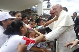 Papież zakończył wizytę apostolską w Ameryce Południowej (Vatican Service News - 22.01.2018)