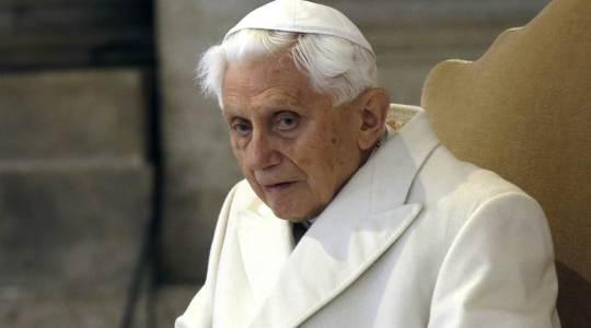 Niezwykłe słowa papieża Benedykta XVI ( Vatican Service News - 07.02.2018)