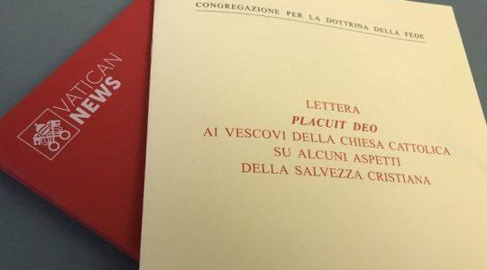 Placuit Deo - ważny dokument Kongregacji Nauki Wiary(Vatican Service News - 01.03.2018)