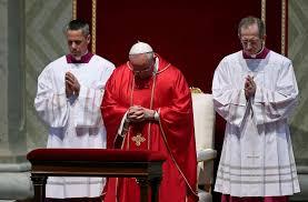 Liturgia Wielkiego Piątku na żywo z Watykanu (Vatican Service News -30.03.2018)