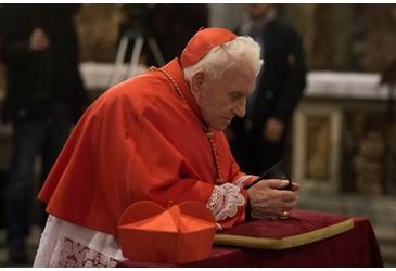 Kardynał Egzorcysta  (30.05.2018)