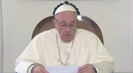 Papieska intencja modlitewna na sierpień (Vatican Service News - 02.08.2018)