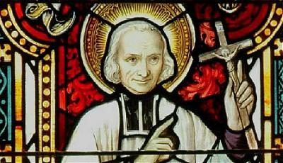 Święty Jan Maria Vianney, prezbiter  (04.08.2018)
