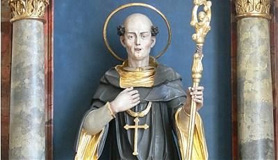 Święty Magnus z Füssen (06.09.2018)