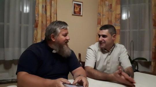 Podwodna pasja ks. Marcina (23.10.2018)