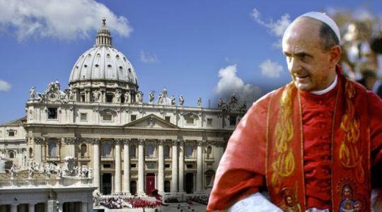 Msza święta kanonizacyjna świętego Pawła VI i innych świętych (Vatican Service News - 14.10.2018)