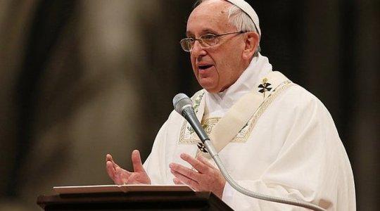 Papież przestrzega przed demonem (Vatican Service News - 13.10.2018)