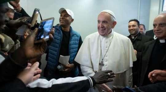 Papież zaskoczył wszystkich (17.11.2018)