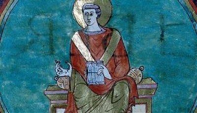 Święty Grzegorz z Tours, biskup (17.11.2018)