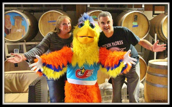The Famous San Diego Chicken with Rebecca Herman & Wayne McBrayer