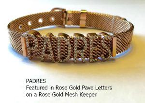 KEEP PADw - padres pave RG mesh