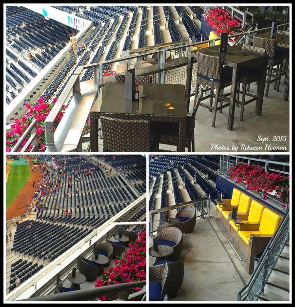 P360 Hideaway seating