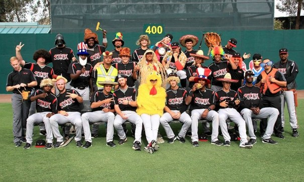 Lake Elsinore Storm Fun Team Photo 2016