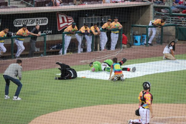 Lake Elsinore Storm Double Dare Night