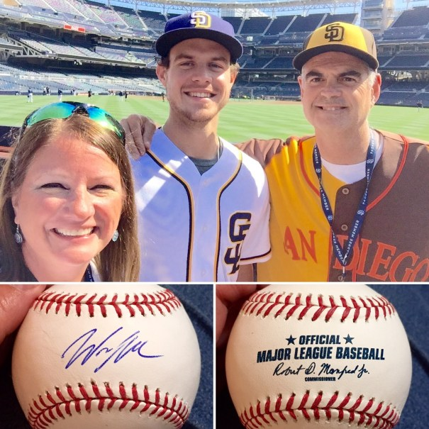 Rebecca Herman, Wil Myers, and Wayne McBrayer - Twitter All-Star Voting