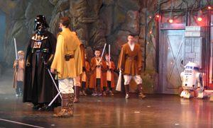 Academia Jedi Disneyland París