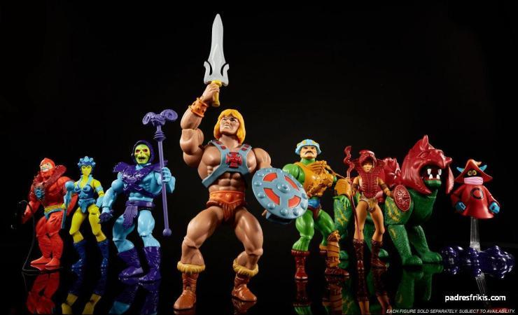 Masters del Universo Origins