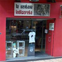 Tienda La ventana indiscreta Zaragoza