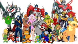 dibujos animados 80 & 90