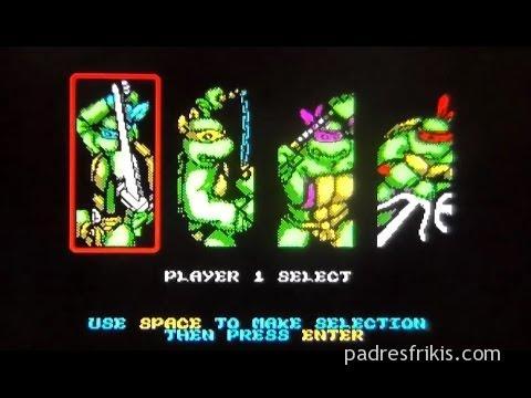 spectrum ZX ninja turtles