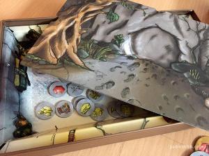 la cueva magica - caja