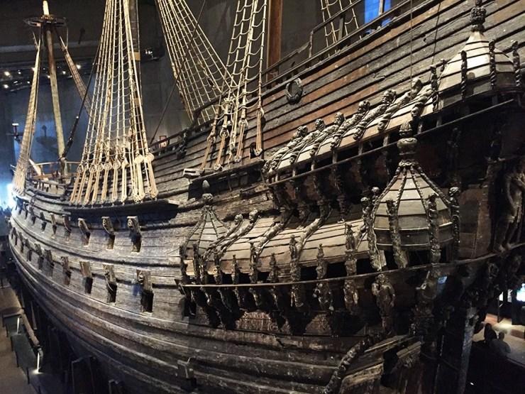 Museo Vasa, Estocolmo
