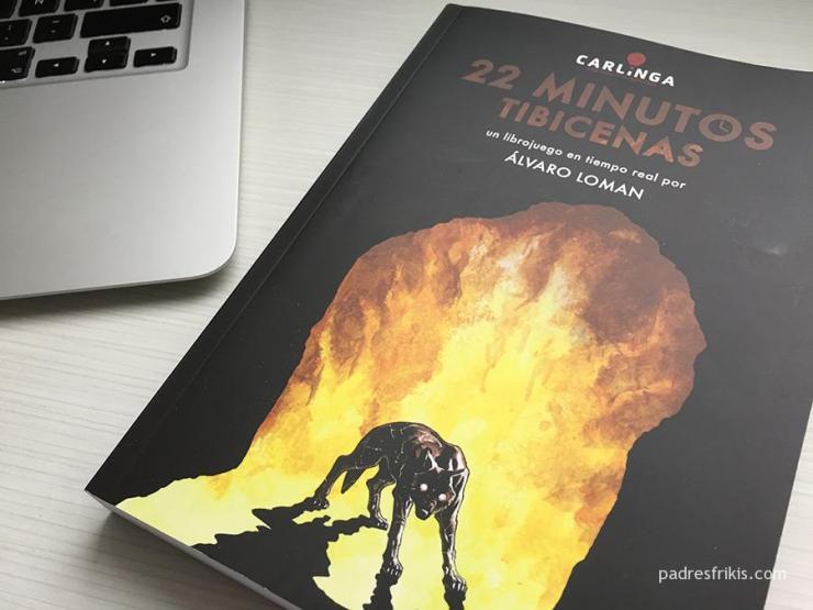 Librojuego 22 minutos Tibicenas