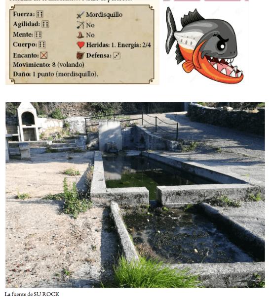 Pirañas de Magissa