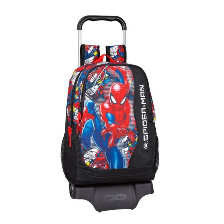 Mochila escolar Spiderman 44x33x16 cm