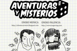 aventuras y misterios