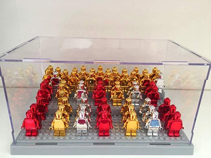 Vitrina mini figuras LEGO