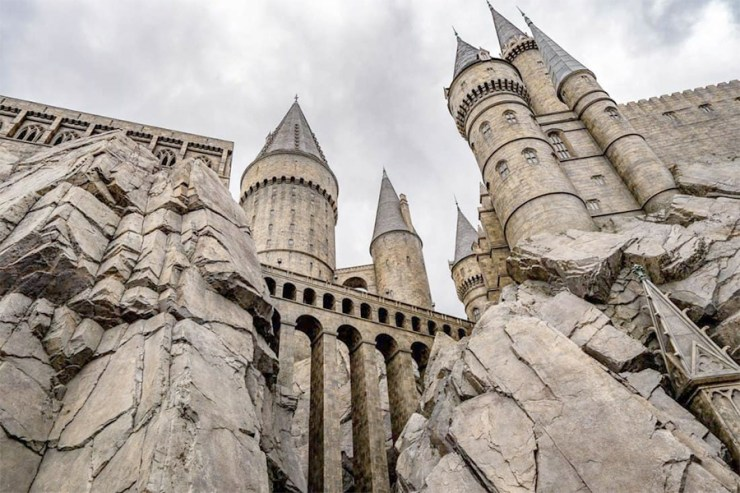 Hogwarts (Harry Potter) en Universal Studios Japan