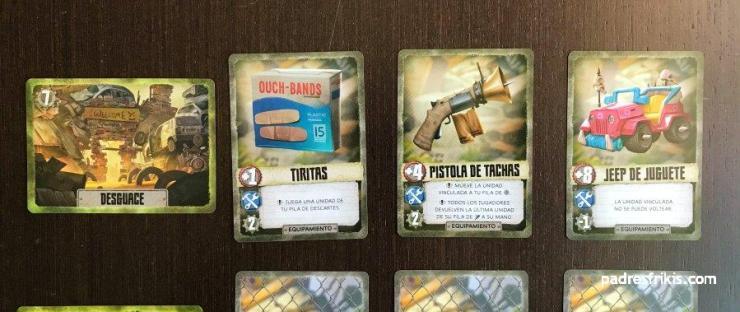 Batalla revelada: 1 territorio + 3 refuerzos