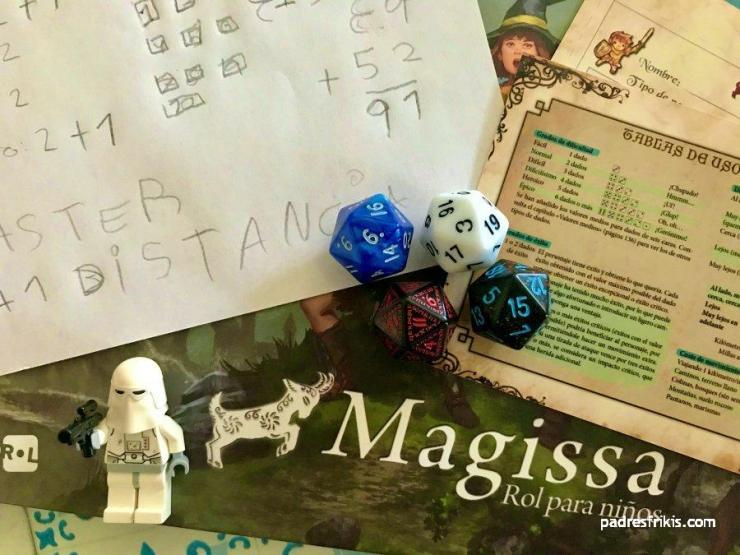 Aventura de Star Wars para Magissa