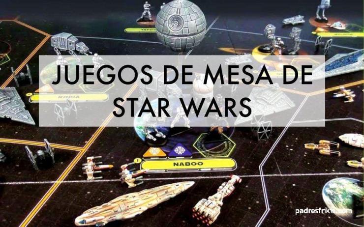 Juegos de mesa de Star Wars