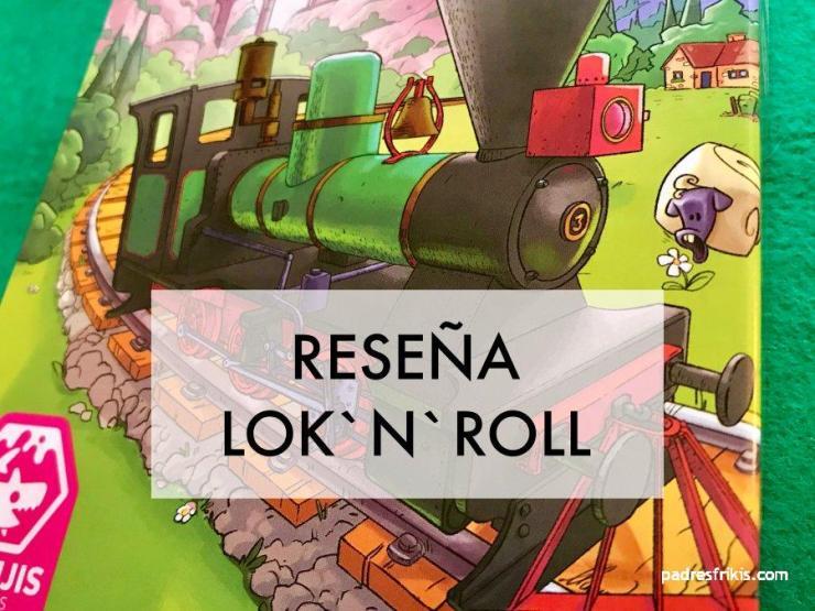 Reseña juego de mesa Lok`n`roll