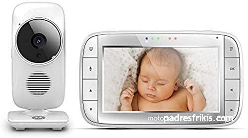 cámara de vigilancia para bebés