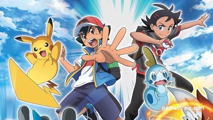 animes infantiles para niños Pokémon