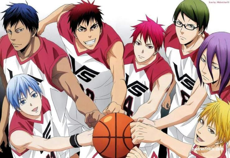 kurokoro no basket