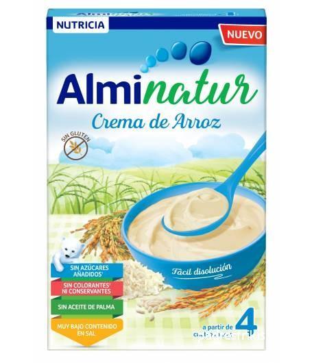 crema de arroz alminatur