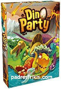 juegos de mesa de dinosaurios dino party