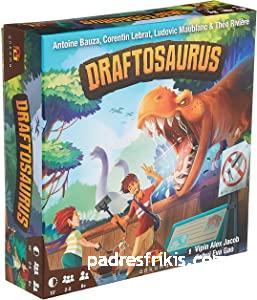 Draftosaurus: Juego de mesa de dinosaurios