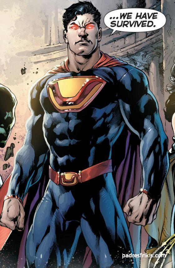 ultraman superman