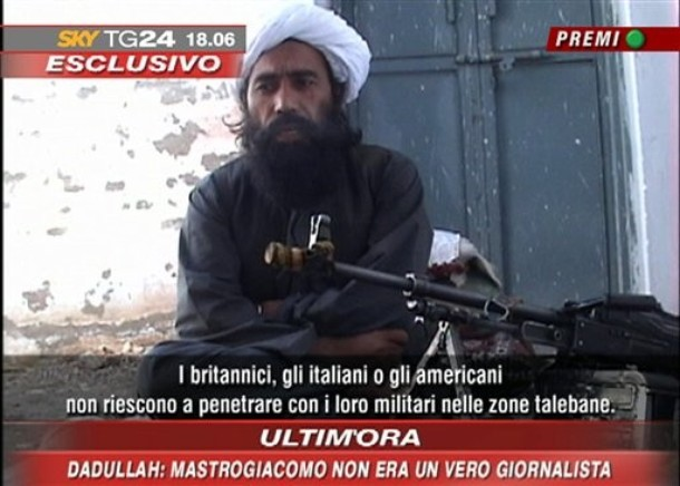 Italy Afghanistan Commander Killed
